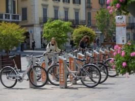 bicimia, bike sharing a Brescia