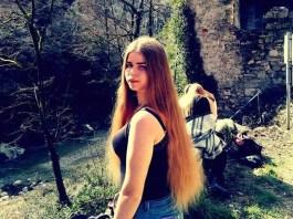 Anna Cancarini, la 19enne scomparsa da Provaglio d'Iseo, foto fa facebook