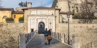 Il castello di Brescia, foto Visit Brescia