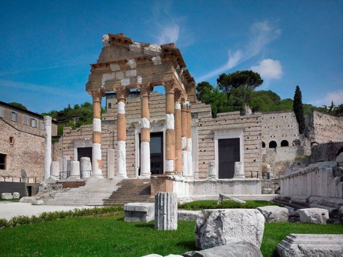Capitolium a Brescia - foto Visit Brescia