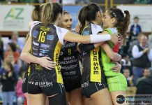 Volley Millenium, foto Pierangelo Gatto