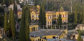 Visit Brescia - Festival Tener a mente - Panoramica Vittoriale - credit Marco Beck Peccoz @Vittoriale