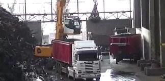 Traffico illecito di rifiuti - Polizia