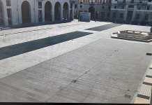Brescia vista dalle telecamere di videosorveglianza, foto Emilio Del Bono