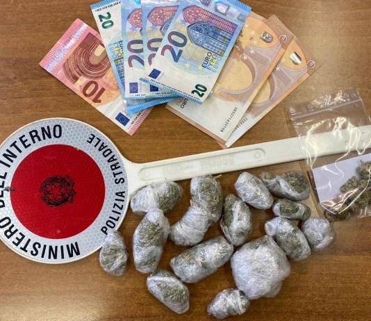 sequestro droga e denaro