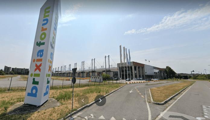 Brixia forum - google maps
