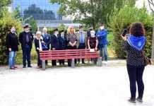 panchina tarello - foto da pagina facebook del comune di Brescia