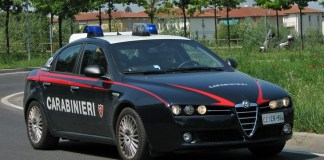 Carabinieri, foto generica, SkeLeBon, CC BY-SA 4.0 , via Wikimedia Commons