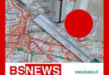 Brescia Zona Rossa, elaborazione grafica BsNews