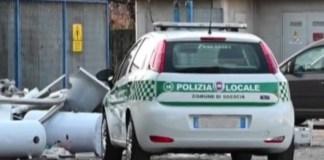 polizia locale di Brescia