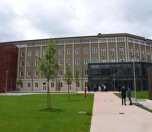 Nuovo campus università cattolica foto Comune di Brescia