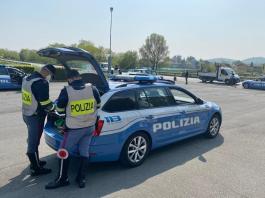 polizia stradale - foto questura di brescia