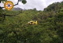 soccorso alpino - elicottero
