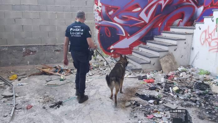 Polizia locale e polizia di stato - foto questura di Bs
