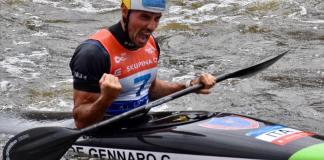 De Gennaro - foto da pagina Facebook Giovanni De Gennaro