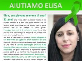 raccolta fondi per Elisa Gottardi