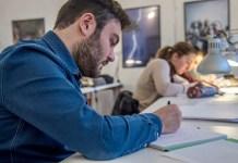 Scuola Comics Brescia - foto da ufficio stampa