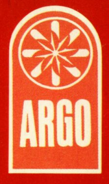 Image result for argo records logo
