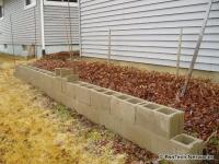 Cement Walls for Raised Bed Gardens