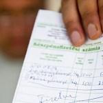 Vevői adószám a számlán