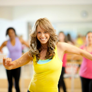 Adult Fitness Dance