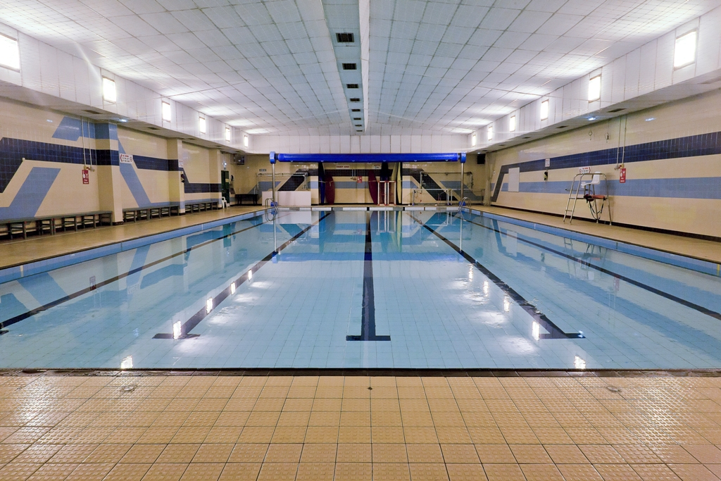 Swimming Pool Bolton School Sports Leisure Services