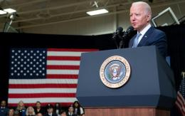 Biden pushes giant infrastructure spending for 'American century'