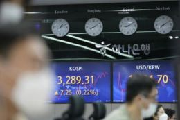 Asian markets down over Fed signal, China tech crackdown