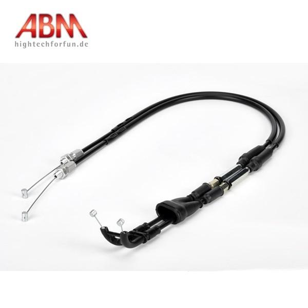 Cable accelerateur rallongé Suzuki GSX-R 600 / 750 04-07