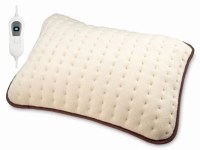 Heated Pillow, Heated Cushion with Removable Cover ...