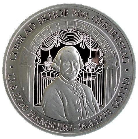 300 Jahre Conrad Ekhof