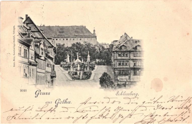 Nr. 2: 1897, Schlossberg, Verlag Gebr. Merz, Tübingen