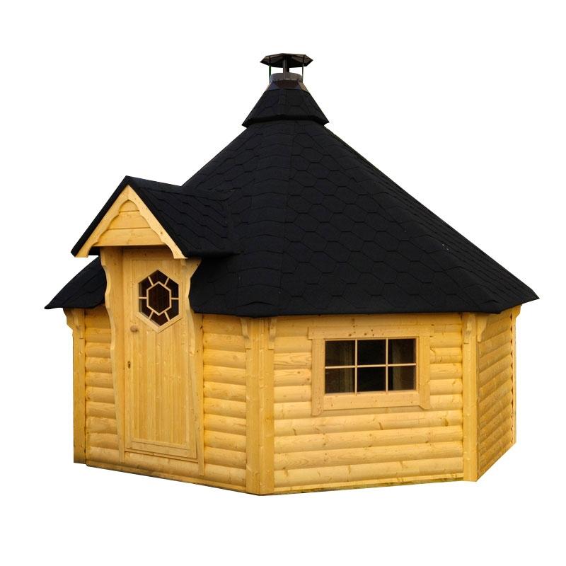 Sauna Finlandese Tradizionale Da Esterno Olaf 10 15 Posti Bsvillagecom