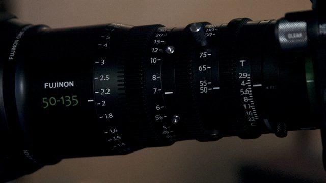 Fujinon MK50-135mm
