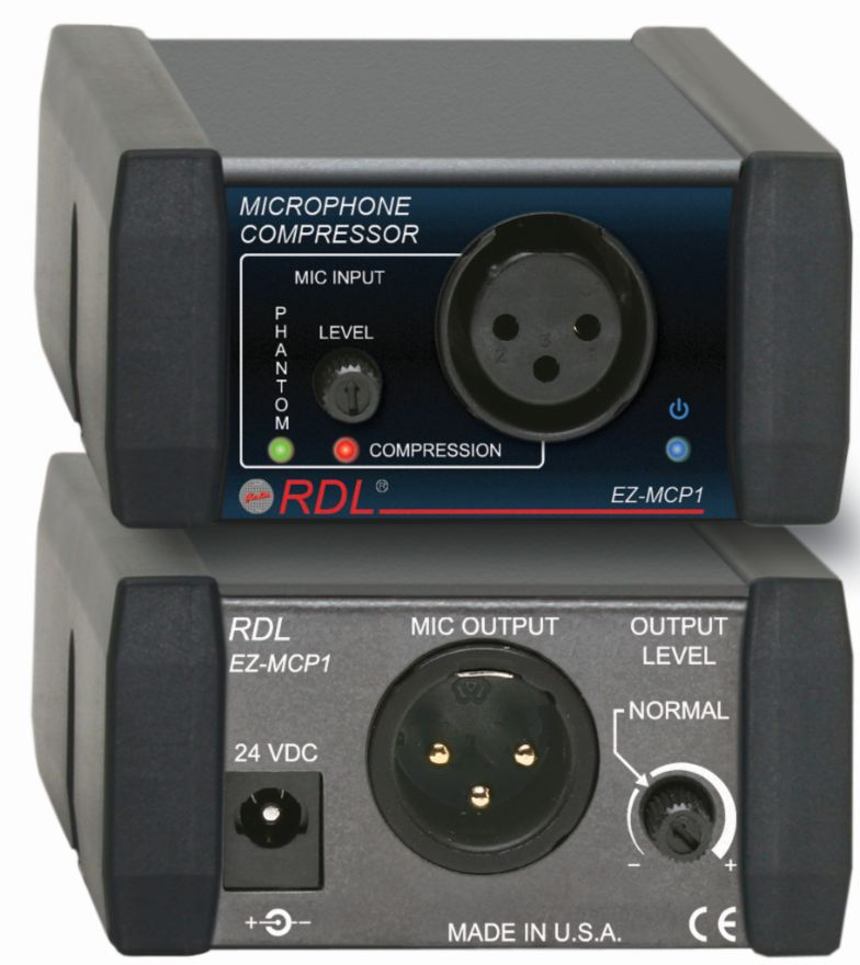 Speech Processor 8211 Clipping And Dynamic Compression