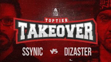 Photo of SSYNIC vs. DIZASTER CO-HOSTED BY OXXXYMIRON | TOPTIER TAKEOVER