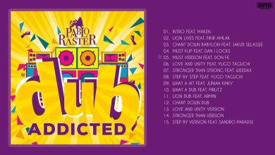 Photo of Pablo Raster – Dub Addicted [FULL ALBUM – ODGP204]