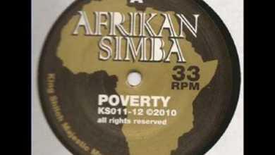 Photo of Afrikan Simba – Poverty + dub1 (King Shiloh 12″)