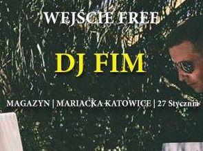 Photo of DJ FIM   Magazyn, Mariacka