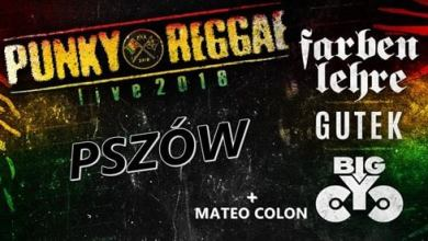 Photo of Punky Reggae live 2018 / Pszów – MOK