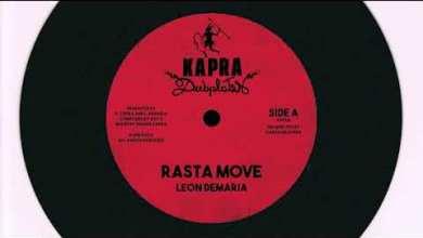 Photo of Leon Demaria – Rasta Move / Dennis Capra – Rasta Dub – 7 inch / Kapra Dubplates