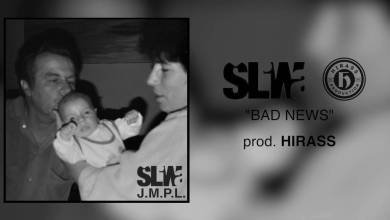 Photo of ŚLIWA – Bad News (prod. HIRASS)