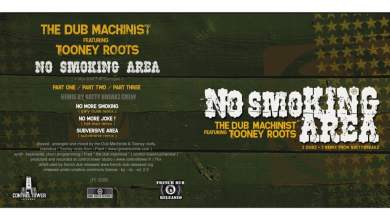 Photo of The Dub Machinist feat. I-plant – No Smoking Area  [FULL EP – FDR]
