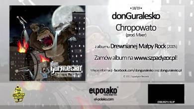 Photo of 18. donGuralesko – Chropowato (prod. Mixer)