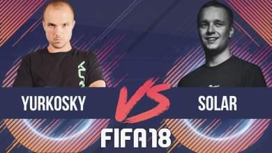Photo of SOLAR VS YURKOSKY FIFA 18