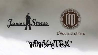 "Photo of Junior Stress & D'Roots Brothers – ""Wewnątrz"" (d'rootshall riddim)"