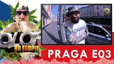 Photo of Policja złapała mnie z marihuaną , największy stadion świata, Praha to je moje láska nebeská [QNT 6]