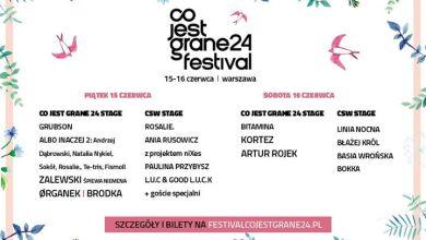 Photo of Co Jest Grane 24 Festival już w przyszły…