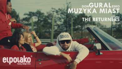 Photo of donGURALesko – Muzyka Miast (prod. i cuty: The Returners) [album LATAJĄCE RYBY]