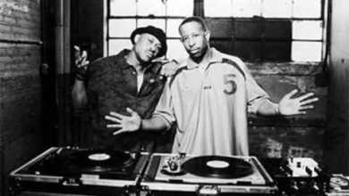 Photo of Gangstarr-Above The Clouds